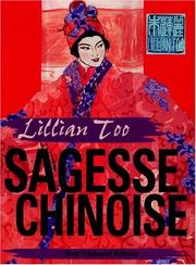 Cover of: Sagesse chinoise