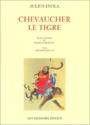 Cover of: Chevaucher le tigre