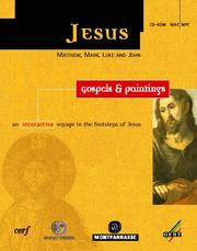 Cover of: Jesus, Gospels & Paintings