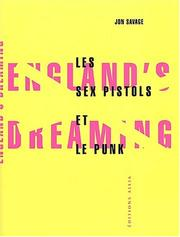 Cover of: England's dreaming