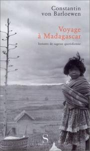Cover of: Voyage à Madagascar