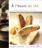 Cover of: A l'heure du thé