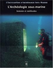 Cover of: L'Encyclopedie D'archeologie Sous-marine (L'Encyclopedie D'Archaeologie Sous-Marine)