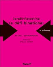 Cover of: Israël-Palestine