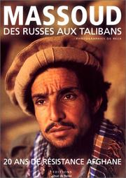 Cover of: Massoud