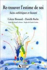 Cover of: Re-trouver l'estime de soi