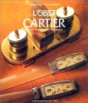 Cover of: L Objet Cartier (Collection Joaillerie)