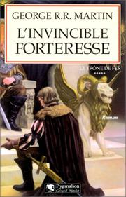 Cover of: L'Invincible Forteresse
