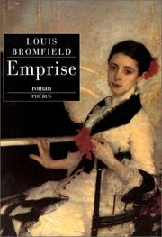 Cover of: Emprise
