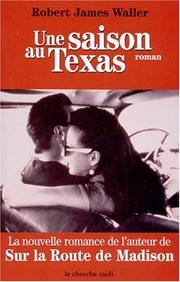 Cover of: Une saison au Texas