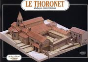 Cover of: Thoronet Abbey