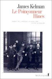 Cover of: Le poinçonneur Hines