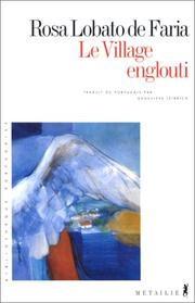 Cover of: Le Village englouti