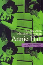 Cover of: Annie Hall