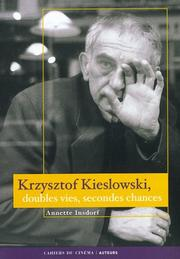 Cover of: Krzysztof, Kieslowski, doubles vies, secondes chances