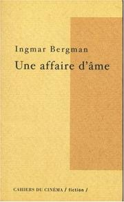 Cover of: Une affaire d'âme