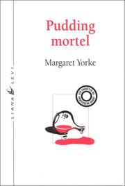 Cover of: Pudding mortel