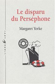 Cover of: Le Disparu du Perséphone