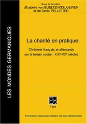 Cover of: La charité en pratique
