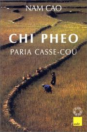 Cover of: Chi Pheo, paria casse-cou