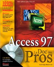 Cover of: Access 97