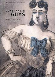 Cover of: Constantin Guys, 1802-1892