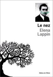 Cover of: Le Nez