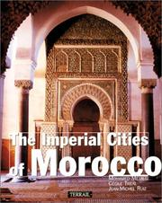 Cover of: The imperial cities of Morocco