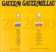 Cover of: Gault Millau Guide