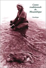 Cover of: Contes traditionnels du Mozambique