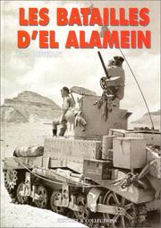Cover of: El Alamein