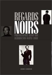 Cover of: Regards Noirs