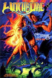 Cover of: Witchblade, tome 8