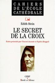 Cover of: Le secret de la croix
