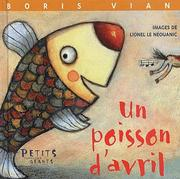 Cover of: Un poisson d'avril