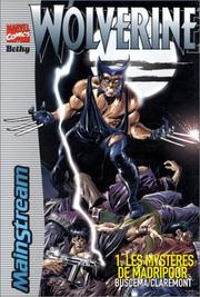 Cover of: Wolverine, tome 1