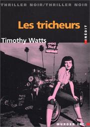 Cover of: Les Tricheurs