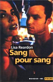 Cover of: Sang pour sang