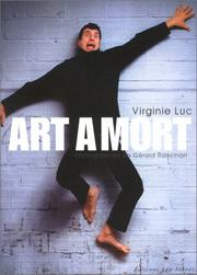 Cover of: Art à mort