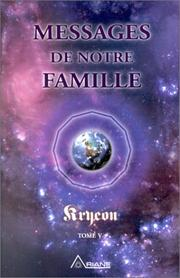 Cover of: Kryéon, tome 5