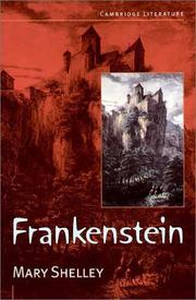 Cover of: Frankenstein. Mit Materialien. Or The Modern Prometheus