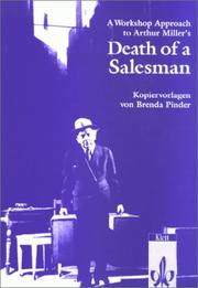 Cover of: Death of a Salesman. A Workshop Approach. Kopiervorlagen. (Lernmaterialien)