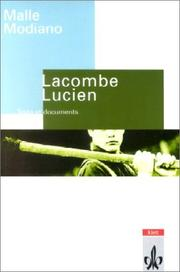 Cover of: Lacombe Lucien. Texte et documents. (Lernmaterialien)