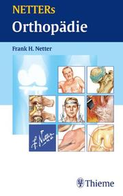 Cover of: NETTERs Orthopädie.