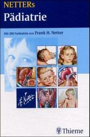 Cover of: NETTERs Pädiatrie.