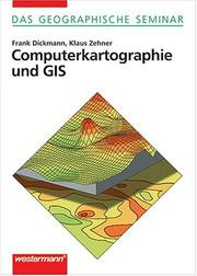 Cover of: Computerkartographie und GIS.