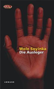 Cover of: Die Ausleger. Roman