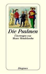 Cover of: Die Psalmen.
