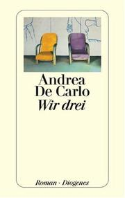 Cover of: Wir drei.