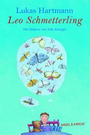 Cover of: Leo Schmetterling. ( Ab 8 J.).
